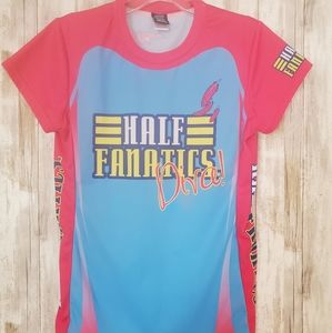 Half Fanatics Diva Bike Shirt